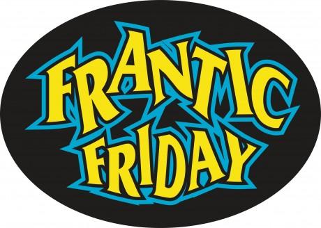 Frantic Friday at Play2Day Ipswich