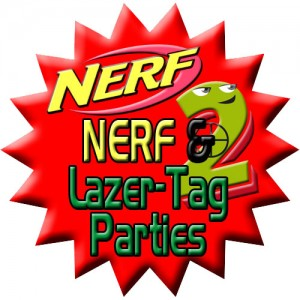 Nerf & Lazer-Tag Parties