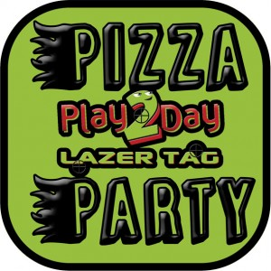 Play2Day Pizza Party