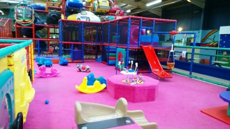 Indoor Soft Play Area Ipswich