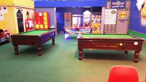 indoor play pool