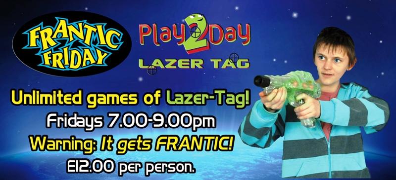 Lazer-Tag Prices