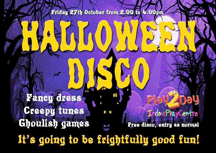 Play2Day Halloween Disco