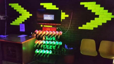 Lazer-Tag is …Awesome family fun !!!!!!!