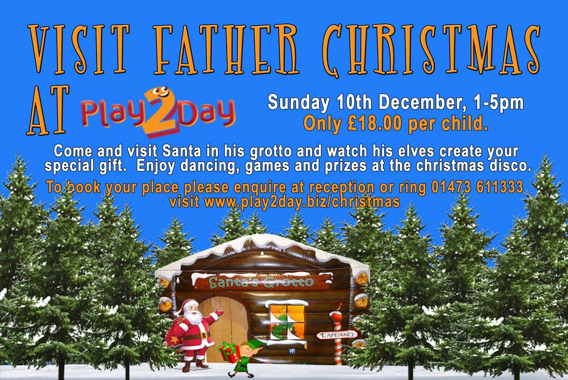 Father Christmas Experience - Play2Day