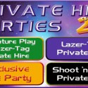Private Hire – 4 Parties
