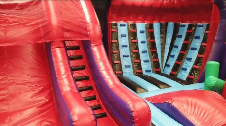Inflatable area